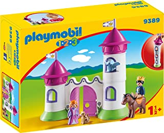 PLAYMOBIL® Castle with Stackable Towers