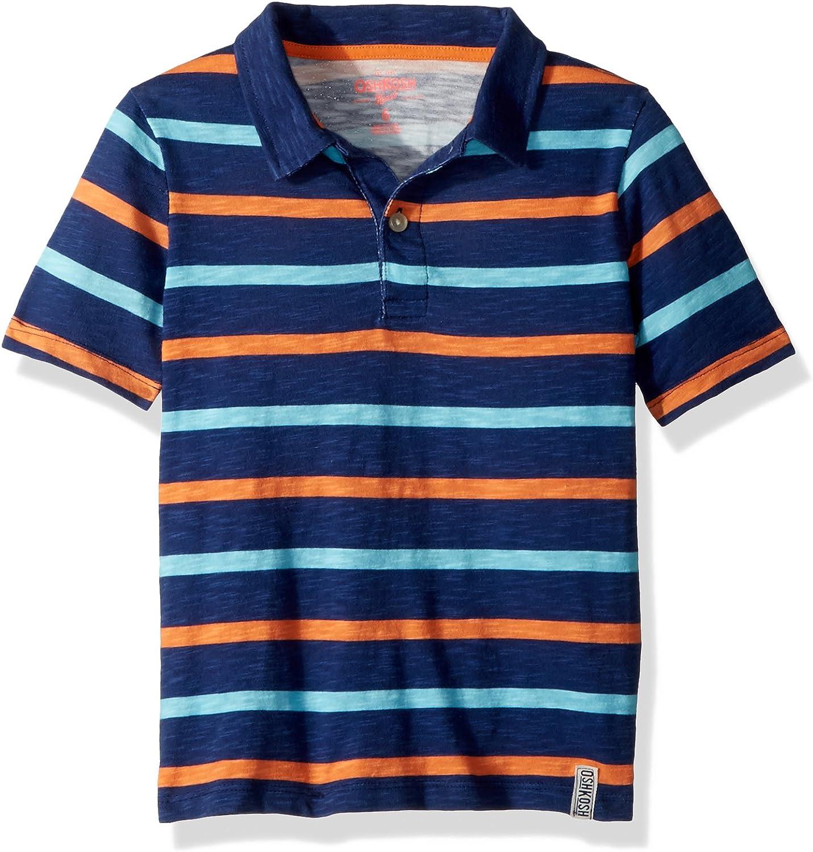 OshKosh B'Gosh Boys' Knit Polo Henley 31061713