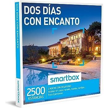 SMARTBOX - Caja Regalo -DOS DÍAS CON ENCANTO - 2500 ESTANCIAS ...