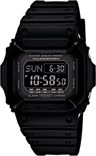 G-SHOCK MENS WRISTWATCH (DW-D5600P-1JF) JAPANESE MODEL 2014 MAY RELEASED