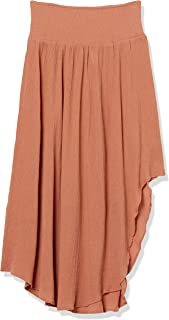 Seafolly Women's Cover Up Midi Skirt with Shirred Detail, Beach Edit