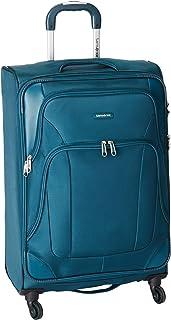 شنطة أمتعة السفر العصرية من سامسونايت ، باللون الأزرق الداكن ، معتمدة من إدارة أمن المواصلات الأمريكية: 330045024