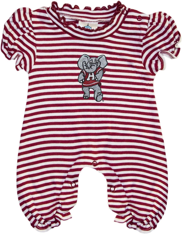 New product type Creative Knitwear University of Trust Sleeve Alabama Romper Puff