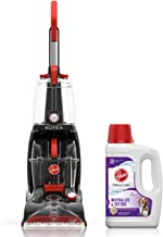 Hoover Power Scrub Elite Pet Carpet Cleaner with Paws & Claws Carpet Cleaning Solution with Stainguard (64 oz), FH50251, A...