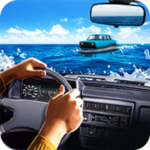 Drive Russian Car-Boat Simulator