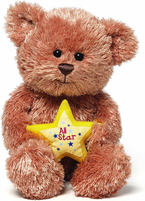 los clientes primero Gund All Estrella Estrella Estrella Bear Plush  Con precio barato para obtener la mejor marca.
