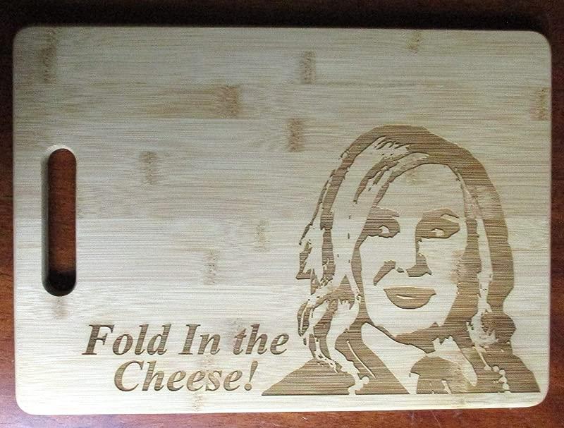 Custom Bamboo Cutting Board Moira Rose Schitt S Creek Large Cutting Board Christmas Gift Birthday Gift Laser Engraved Cheese Board