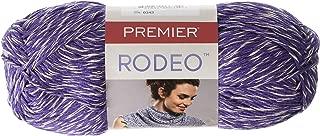 Premier Yarns 1066-11 Medium Rodeo Yarn, Purple