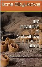 181 insalate di vacanza il primo libro (Italian Edition)