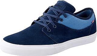 Globe Mahalo Skateboarding Shoes, Blue/Moonlight Blue