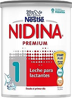 Nestlé NIDINA 1 - Leche para lactantes en polvo - Fórmula Para bebés - Desde el