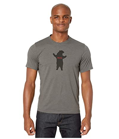 Prana Bear Squeeze Journeyman (Charcoal Heather) Men