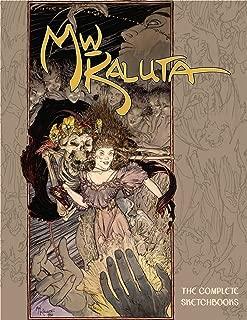 Michael Wm. Kaluta: The Complete Sketchbooks (Michael Kaluta Sketchbooks)