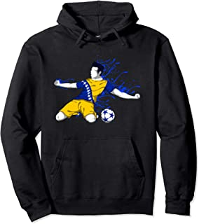 Bosnia and Herzegovina National Soccer Team Jersey Football Pullover Hoodie