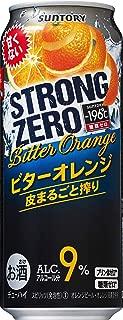 サントリー-196℃ ストロングゼロ ビターオレンジ [ チューハイ 500ml×24本 ]