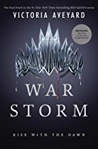 War Storm (B&N Exclusive Edition) (Red Queen Series #4)