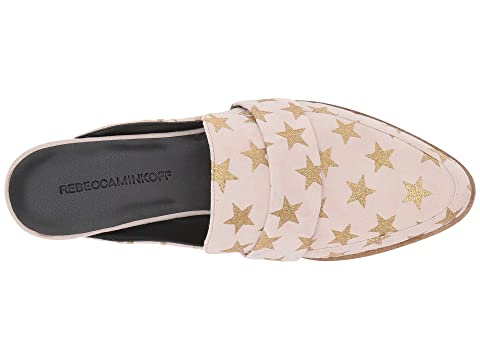 Rebecca Minkoff Mika Mule Soft Blush Multi Pictures Sale Online Cheapest Cheap Price Find Great Online Fys1QIa