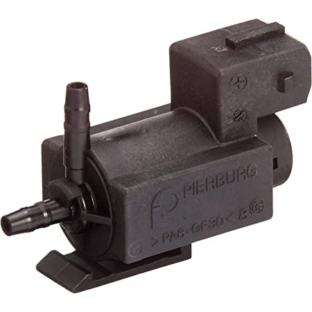 Pierburg Electric Valve Electro-Pneumatic 12 V 7.02183.01.0#OEM 1J0906627 For VOLKSWAGEN 1J0 906 627
