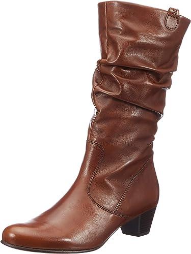 Gabor chaussures Comfort Basic, Bottes Hautes Hautes Hautes Femme 89d
