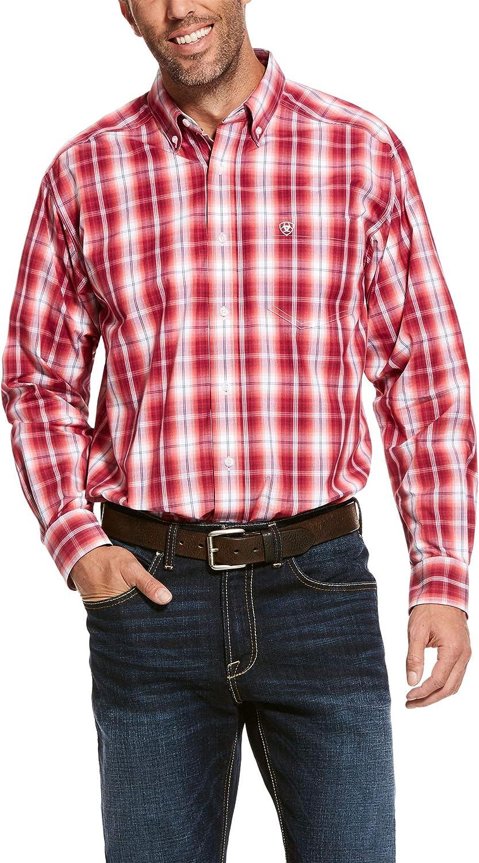 ARIAT Men's Pro Series Uzeman Classic Fit Shirt