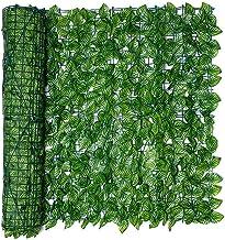 Artificial Leaf Screening Roll UV Fade Beschermd Privacy Hedging Muur Landscaping Omheining van de tuin Balkon Startscherm...