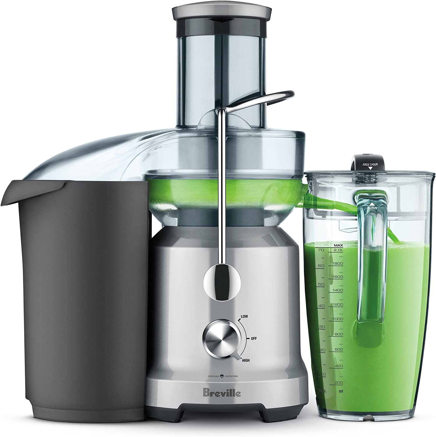 Breville Juice Fountain Cold BJE430SIL Review