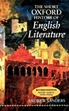 Best the short oxford history of english literature Reviews