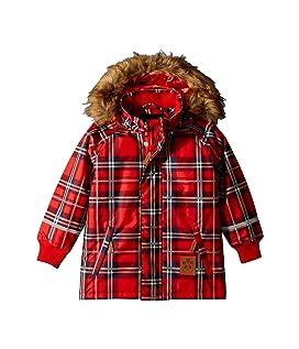 94b4ae239 Burberry Kids Mini Lyle ABOYG Outerwear (Infant/Toddler) at Luxury ...