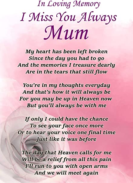 You poem miss we Miss you
