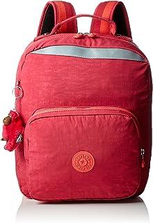 (Punch Pink C) - Kipling - AVA - Medium Backpack - Punch Pink C - (Pink)