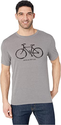 Mobile Device Bike Cool T-Shirt