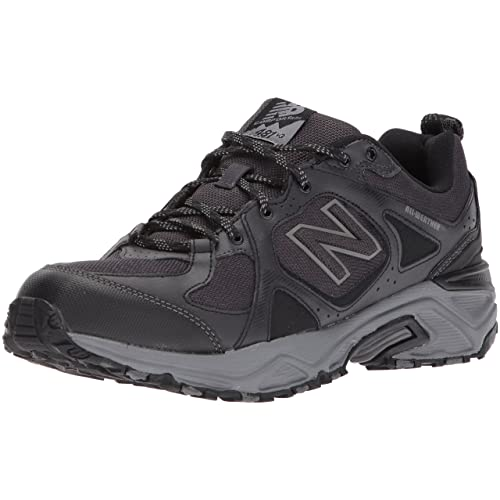 New Balance Mens 481V3 Water Resistant Cushioning Trail Running Shoe