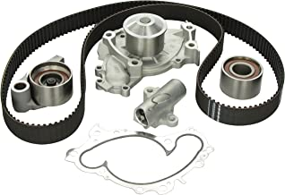 Gates TCKWP257A Engine Timing Belt Kit with Water Pump