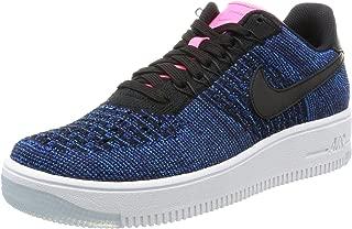 Air Force 1 Flyknit Low Women's Shoes Black/Royal-Black/Digital Pink 820256-003