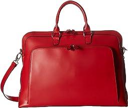 Audrey RFID Brera Briefcase With Laptop Pocket