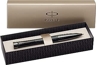 Parker - Urban Premium: Matte Black CT Ballpoint, Black Trims, Twist Mechanism.