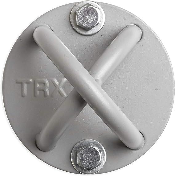 TRX Entrenamiento Soporte X-Mount. CREA un Soporte Resistente y Discreto prácticamente en Cualquier Lugar con Este Punto de Apoyo