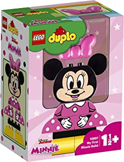 LEGO DUPLO Disney Juniors My First Minnie Build 10897 Building Bricks