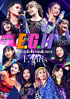 E-girls LIVE TOUR 2018 ~E.G. 11~(Blu-ray Disc3枚組+CD)(初回生産限定盤)