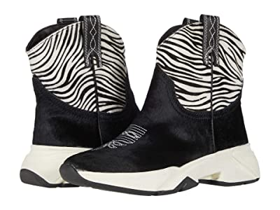 Dingo Safari (Black Zebra) Women