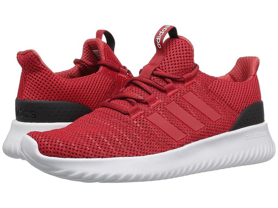 adidas Cloudfoam Ultimate (Scarlet/Scarlet/Hi-Res Red) Men