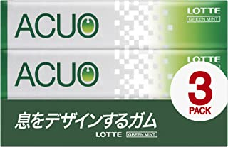 Lotte ACUO 3 Pack (This 14 grain X3) X10 pieces