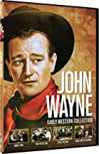 John Wayne: Early Westerns Collection 4 Pack: Range Feud - Two-Fisted Law - Texas Cyclone - Angel and the Badman