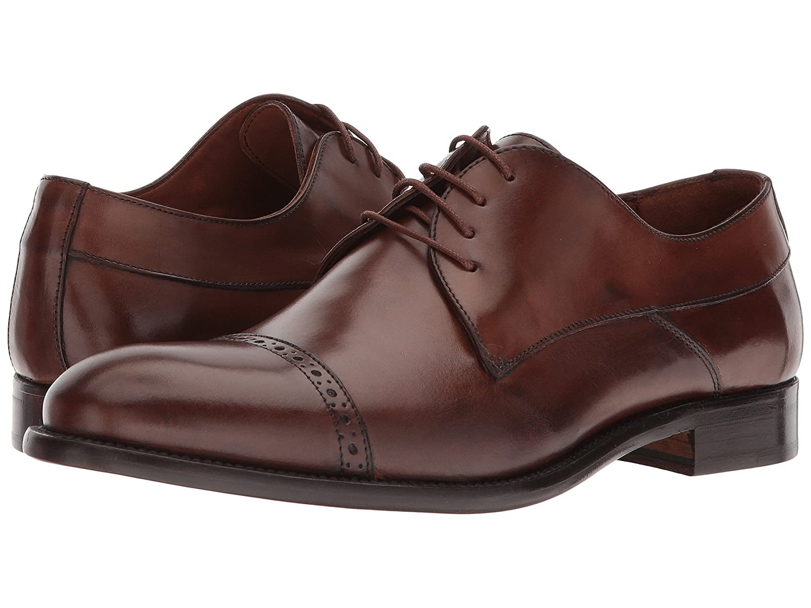 Massimo Matteo 4-Eye Cap Toe 18Atmospheric grades have affordable shoes