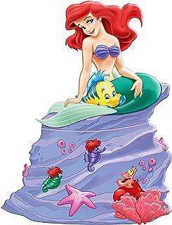 Vandor Disney The Little Mermaid Sculpted Ceramic Cookie Jar (91041)