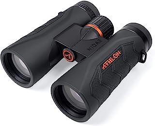 Athlon Optics Midas G2 8x42 UHD Binocular for Adult and Kids, Waterproof, high Power Durable Binoculars for Bird Watching,...