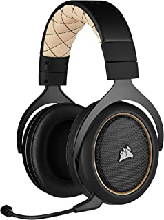 Corsair HS70 Pro Wireless SE Gaming Headset, Cream