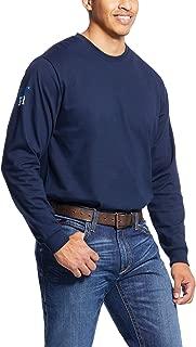 Men's Flame Resistant Crewwork Utility Tee Shirt
