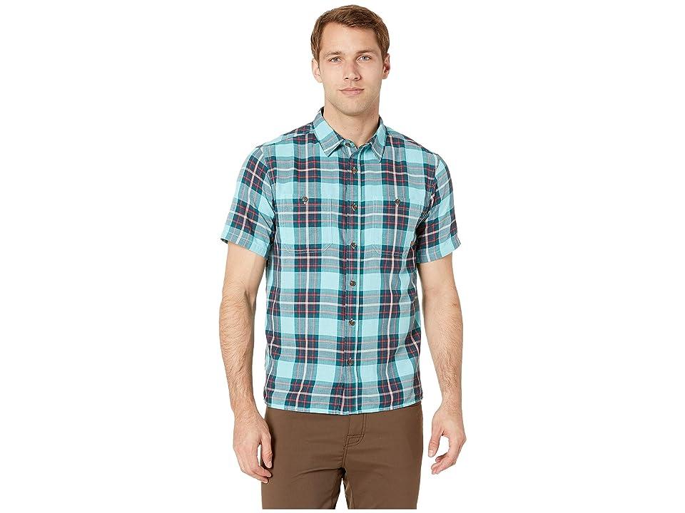 Mountain Hardwear Sinks Canyontm Short Sleeve Shirt (Eddy) Men