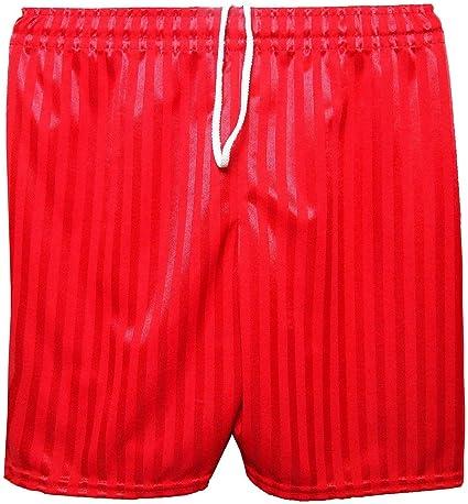 Garçons Filles Enfants école Shadow Stripe Enfants Adultes Sports Gym PE Shorts
